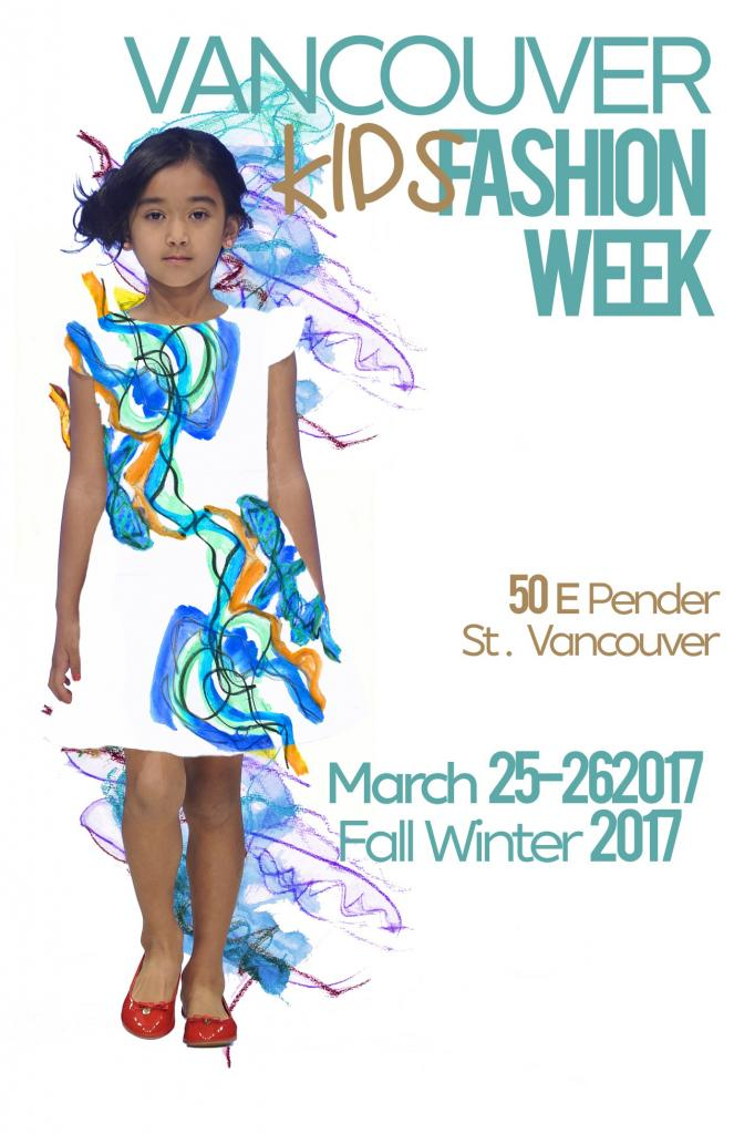 VANCOUVER KID'S FASHION WEEK FALL/WINTER 2017